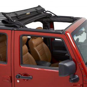 Bestop Sunrider for Hardtop Jeep Wrangler JK and JK Unlimited